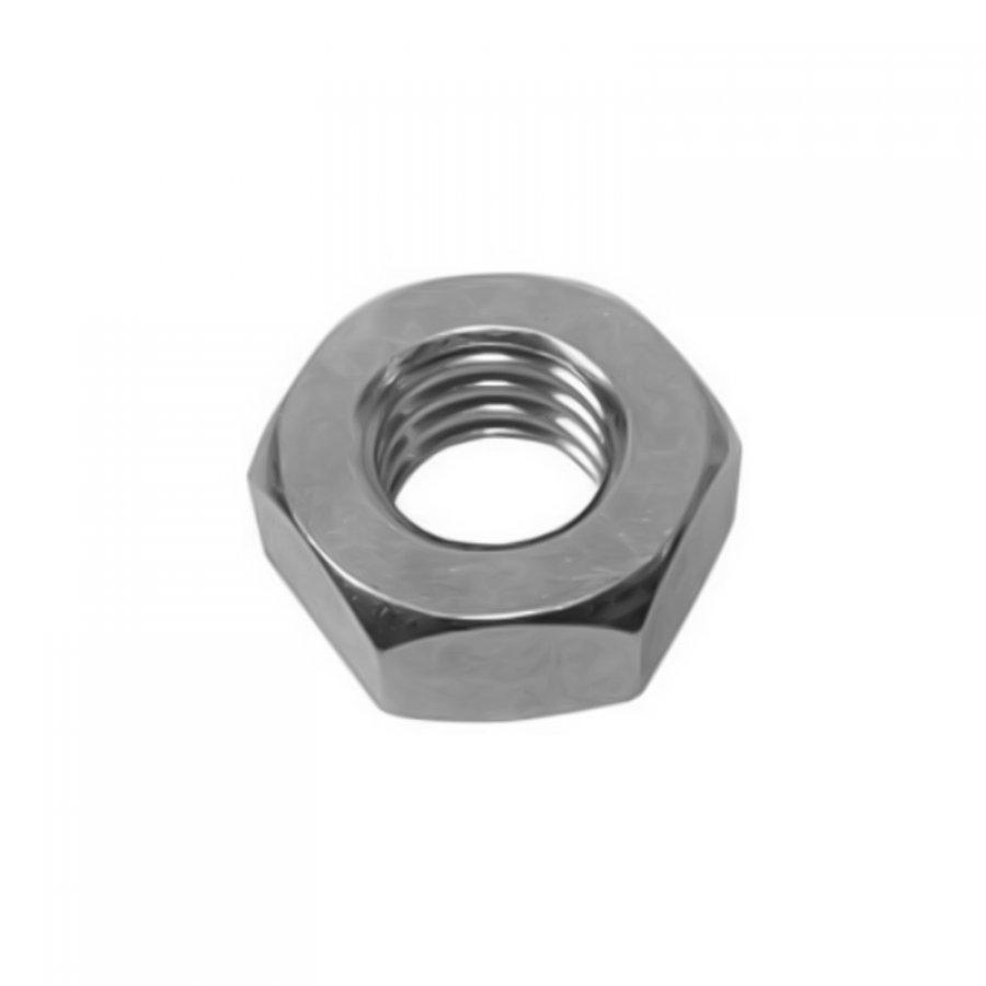 Гайка шестигранная DIN 934 М 5 мм