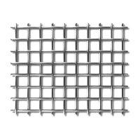 Сетка тканая нержавеющая 2х2х0,4 мм