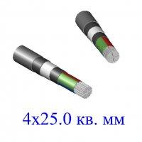 Кабель АВБбШв 4х25,0 кв.мм (ож)-0,66