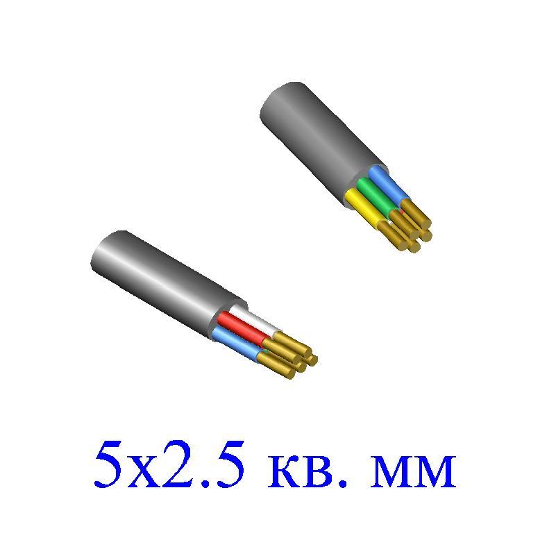 кабель силовой ввгнг ls 5х185 1