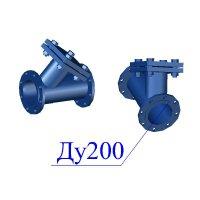 Фильтр магнитный Ду 200