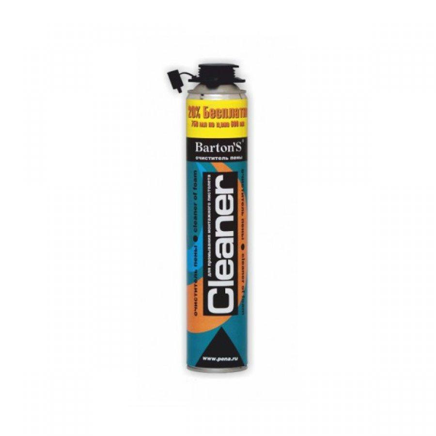 Bartons CLEANER очиститель аэрозоль 750 мл