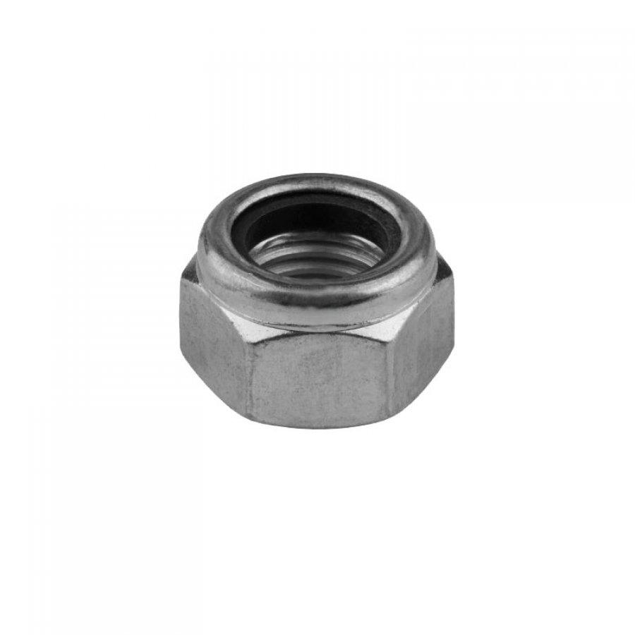 Гайка самоконтрящаяся с нейлоновым кольцом M 20 DIN 985 А2-70