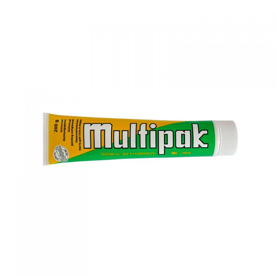 Уплотнительная паста Multipak 200 гр