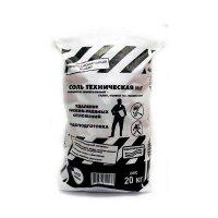 Реагент противогололедный Rockmelt Соль техническая № 3