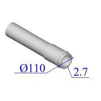 Труба НПВХ напорная 110х2,7