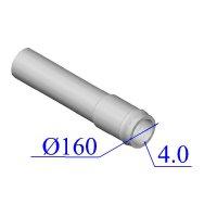 Труба НПВХ напорная 160х4,0