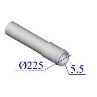 Труба НПВХ напорная 225х5,5
