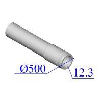 Труба НПВХ напорная 500х12,3