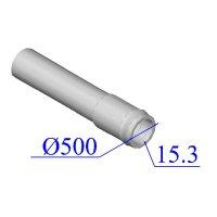 Труба НПВХ напорная 500х15,3