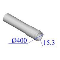 Труба НПВХ напорная 400х15,3
