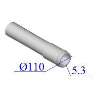 Труба НПВХ напорная 110х5,3