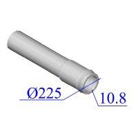 Труба НПВХ напорная 225х10,8