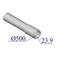 Труба НПВХ напорная 500х23,9