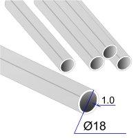 Труба круглая AISI 304 DIN 17457 18х1.5
