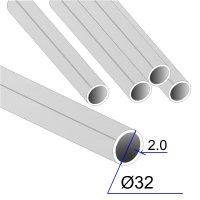 Труба круглая AISI 304 DIN 17457 32х2