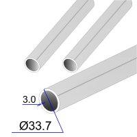 Труба круглая AISI 316L DIN 17457 33.7х3