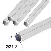 Труба круглая AISI 321 EN 10217-7 21.3х2