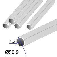 Труба круглая AISI 409 DIN 2394 50.9х1.5х6000