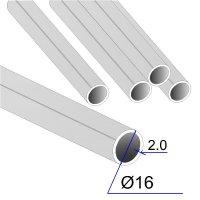Труба круглая AISI 304 DIN 17457 16х2 (Италия)