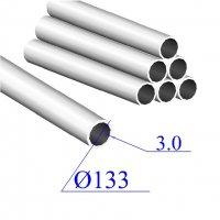 Труба круглая AISI 304 EN 10217-7 133х3 (Италия)