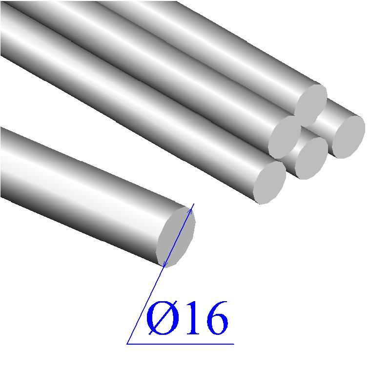 Пруток оцинкованный 16 мм