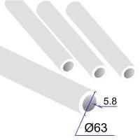 Труба ПП D 63х5,8 PPR
