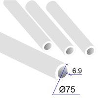Труба ПП D 75х6,9 PPR