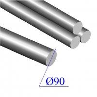 Круг диаметр 90 мм сталь 40Х
