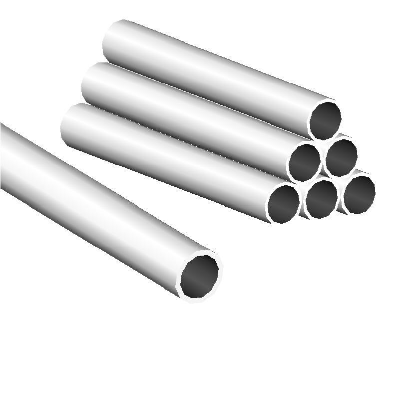 Трубы нержавеющие бесшовные сталь 12Х18Н10Т размер (мм) 65x8