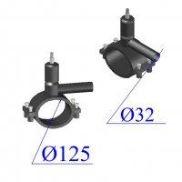 Вентиль ПНД D 125х32 ПЭ 100 SDR 11