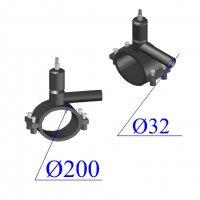 Вентиль ПНД D 200х32 ПЭ 100 SDR 11