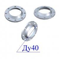 Фланцы 40-16 стальные воротниковые