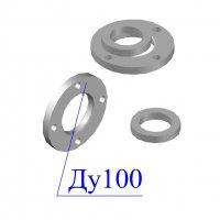 Фланцы свободные 100-10 на приварном кольце