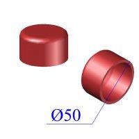 Заглушка SML D 50 чугунная