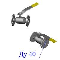 Кран 11с38п Ду 40-40