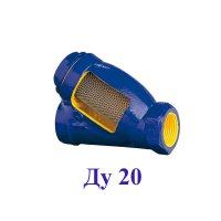 Фильтр сетчатый Ду 20 Zetkama 823