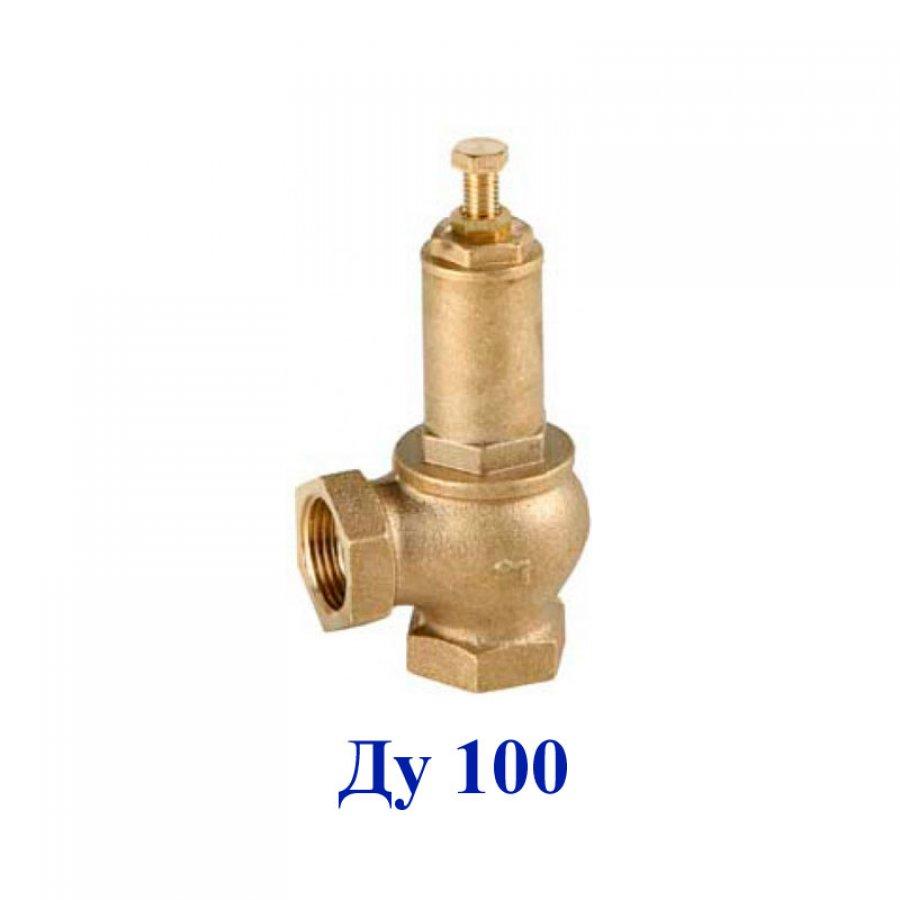 Клапан Ду 100 Genebre 3190