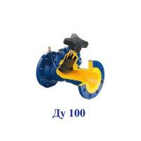 Клапан Ду 100 Zetkama 447