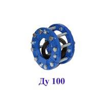 Доуплотнитель раструбов Ду 100 РУРС