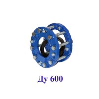 Доуплотнитель раструбов Ду 600 РУРС