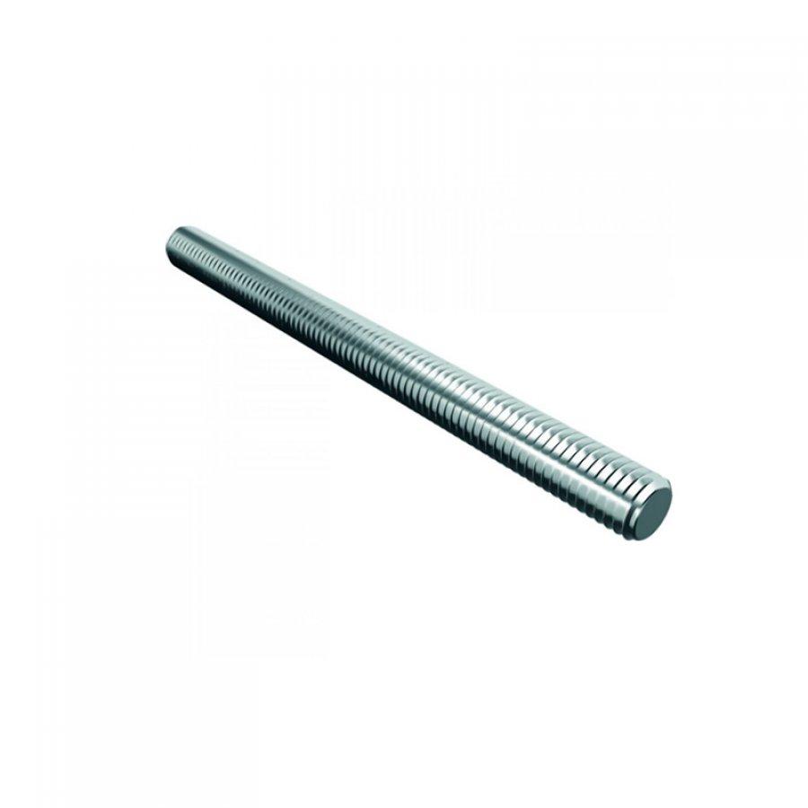 Шпилька резьбовая DIN 975 М 6х1000 мм оцинк.